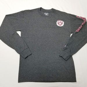 Champion Harvard Long Sleeve Tee
